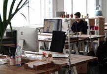 Najciekawsze projekty wnętrz biurowych
