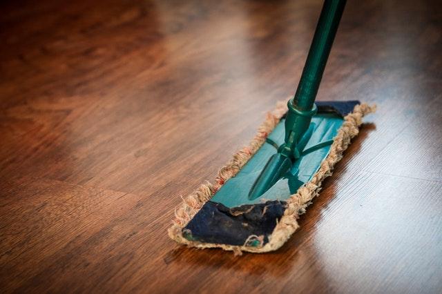czyszczenie domu